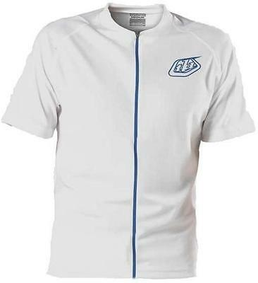 Troy Lee Designs Ace Short Sleeve Cycling Jersey White TLD Size XL