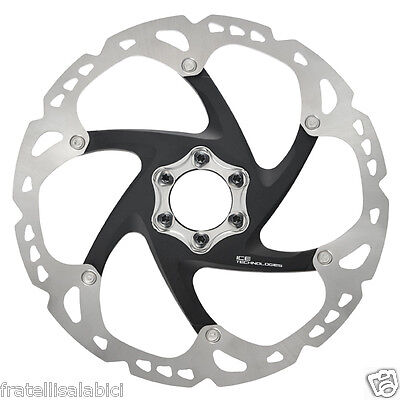 Disco / Desc Rotor Shimano Sm-Rt86 Deore Xt 203Mm 6 Agujeros Ice Technologies