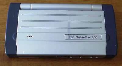 NEC Mobilepro 900 (Vintage collectable)