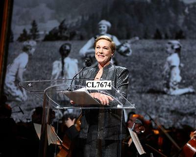 Julie Andrews Shared Her Memories of Shooting Movie 'The Sound of Music' Photo