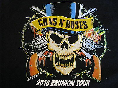 Guns And Roses 2016 Reunion Tour T Shirt In A  ( Xl ) Size