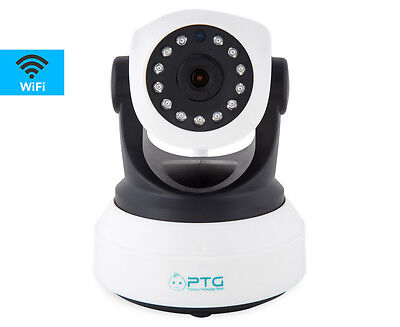 PTG WiFi Connected Smart Baby Monitor