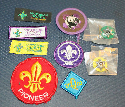 Scout Badge assorted badges 5