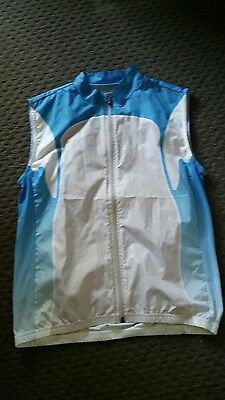 ORCA Ladies Bike Vest Size 12 New never worn Rrp $119