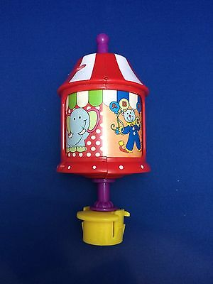 Evenflo Mega Circus Exersaucer Tent Lights/Music Replacement Part