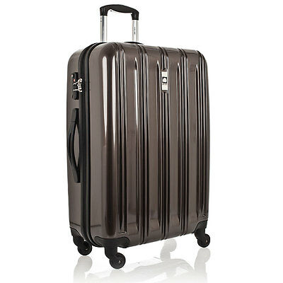 Valigia Trolley Grande Rigida 4 Ruote Delsey AIR LONGITUDE 75cm Marrone