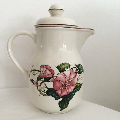 Villeroy & Boch Palermo Coffee Pot and Lid 1970s design