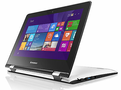 Lenovo Yoga 300 11.6 Touch Screen 2-in-1 Tablet/ Laptop 4GB/ 500GB Hdd Windows10