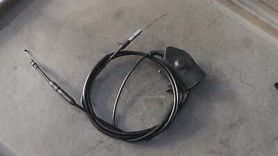 YAMAHA 3VR Axis 90 Accelerator cable
