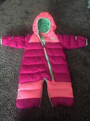 Girls The North Face Down Suit