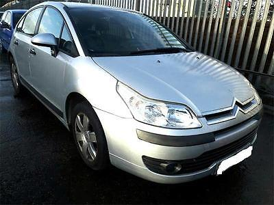 2006 Citroen C4 1.6 Auto 5 Door Hatchback Silver Long Mot Spares Repair Drives