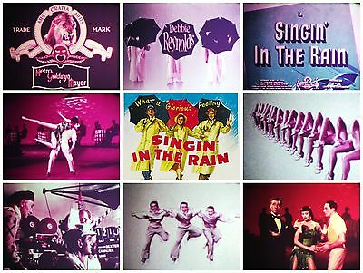 16mm Feature Film: SINGING IN THE RAIN (1952) Classic Musical - NEAR MINT