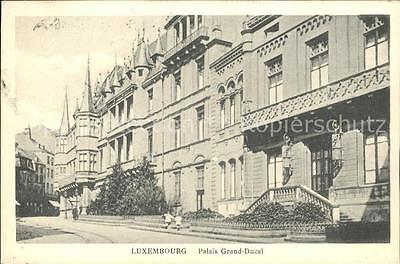 71666925 Luxembourg Luxemburg Palais Grand Ducal Luxembourg