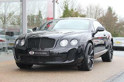 2009 Bentley Continental 6.0 GT Supersports 2dr