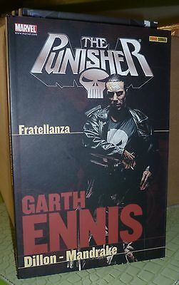 THE PUNISHER -  FRATELLANZA -  GARTH ENNIS COLLECTION - Panini