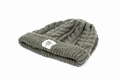 Nash Tackle NEW Chunky Knit Beanie Hat
