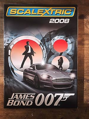 Scalextric Catalogues x 2, 2006 with CD & 2008 with price list  EXCELLENT