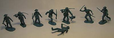 Marx Fort Apache Soldiers Lot