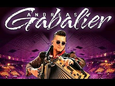 Andreas Gabalier Musikverein Wien 18. April Ticket - Stehplatz Parterre Karte