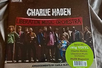 Charlie Haden ‎– Liberation Music Orchestra - LP - NEW/SEALED