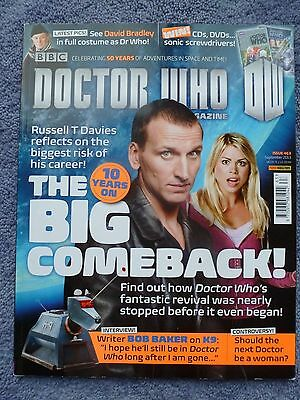 Doctor Who Mag 463