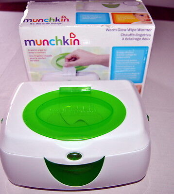 Munchkin Warm Glow Wipe Warmer Baby Wipes