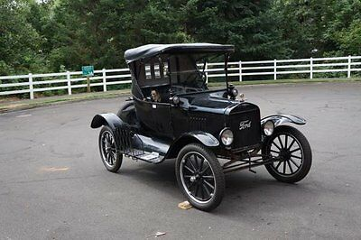 1919 Ford Model T Coupe/Runabout 1919 FORD MODEL T