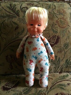 """Original 1964 Drowsy Pull String Talker by Mattel """"restored to talk/cleaned"""""""