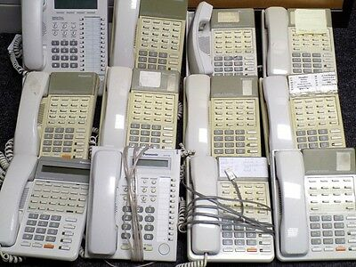 Used Panasonic business Telephones T-7020 T-7130 T-7730 T-7633