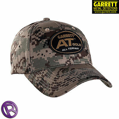 Baseball Cap with Garrett AT Gold Logo