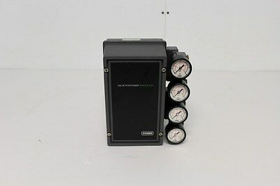 Emerson Fisher 3610J Pneumatic Positioner Series 3600