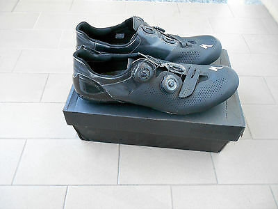 Scarpe Shoes Specialized S Works Road 6 Taglia 43.5 Usate