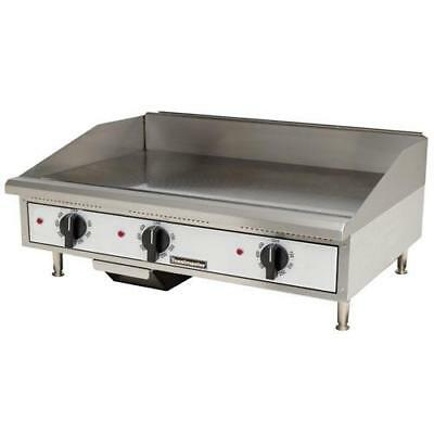 """Toastmaster TMGE36 36"""" Countertop Electric Griddle - Flat Top Grill"""