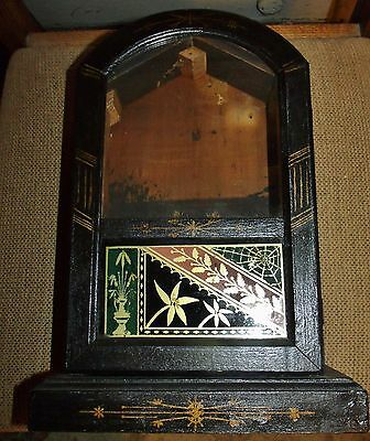 Antique New Haven or Jerome Clock Case