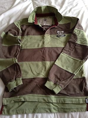 Puffa Rugby Shirt Size S