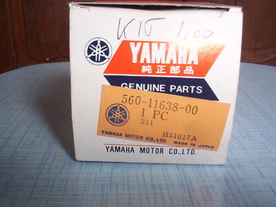 piston + segments yamaha 125 TY