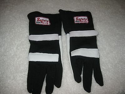 Safety Racing XL Gloves SFI Foundation 3.3/1 NEW