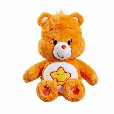 Care Bears Plush (Medium) with DVD - Laugh A Lot Bear - Brand New