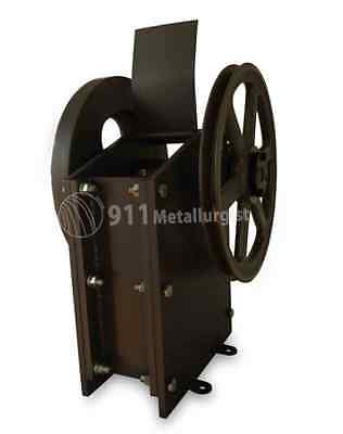 JAW CRUSHER 3″ x 4″ HAMMERMILL FEED CRUSHER