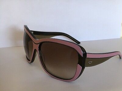 100% GENUINE Brand New Pink Diesel DS0137 Sunglasses With Case