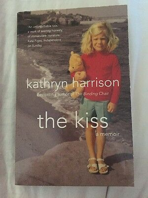 The Kiss: A Secret Life by Kathryn Harrison (Paperback, 1998)