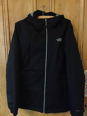 North Face Insulated Quest Ladies XL Jacket