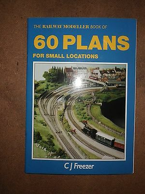 PECO 60 Track Plans for Small Locations by CJ Freezer : 2005 : Railway Modeller