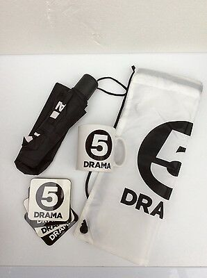 Drama on 5 Competition Goodies