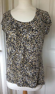 Beautiful Marks and Spencer Autograph Top size 10