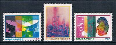 Singapore 1975 Science & Industry SG 253/5 MNH