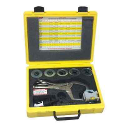 Pilot Clamp Holesaw Kit with Case FP200
