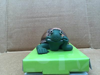 Creature Comforts Collectable Figurine Frank The Tortoise