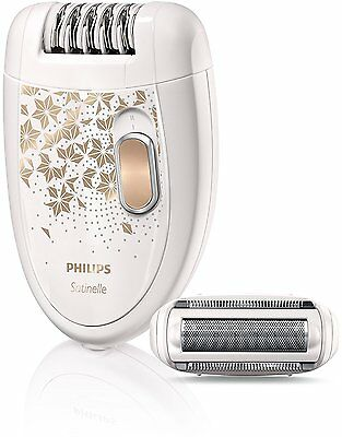 Epilateur Satinelle 2 en 1 - PHILIPS - HP6423/29  - NEUF