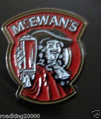 MacEWANS BEER PIN LTD EDITION